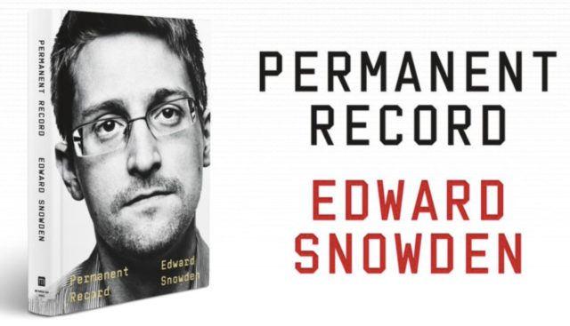 libro permanent record edward snowden
