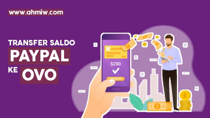 Transfer Saldo PayPal ke OVO