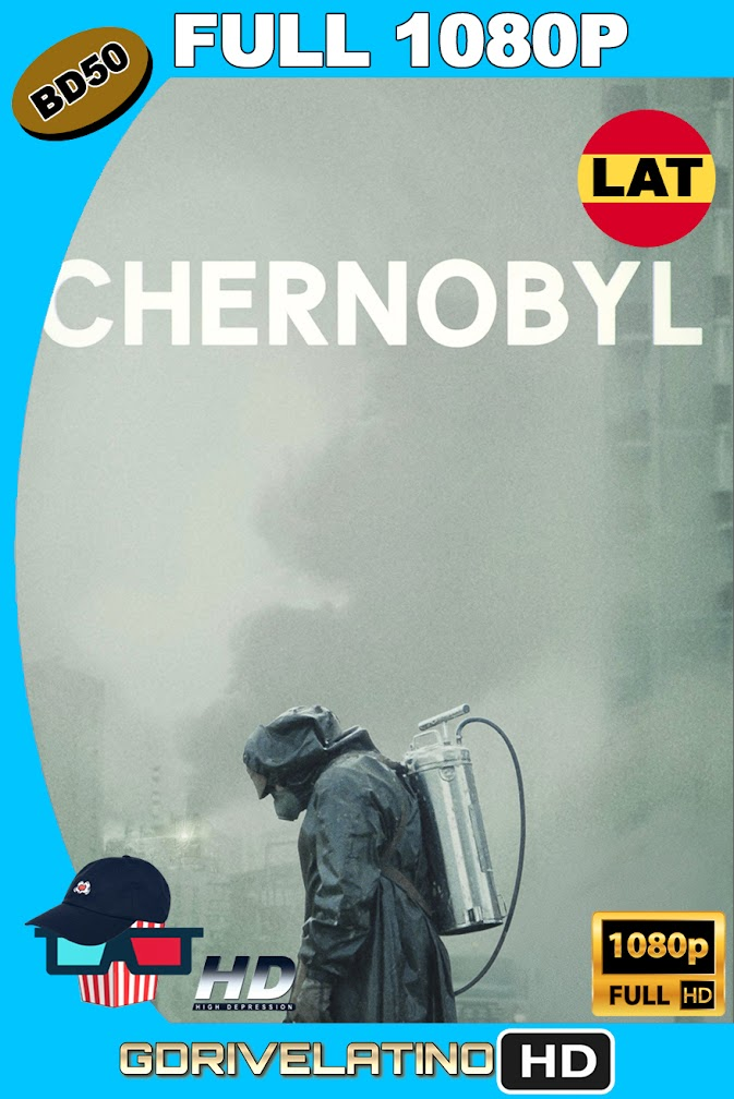 Chernobyl Temporada 1 (2019) BD50 Full 1080p Latino-Castellano-Ingles ISO