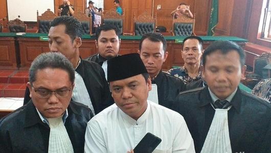 Tak Terima Divonis 1 Tahun 6 Bulan Penjara dan Tak Ditahan, Gus Nur Banding