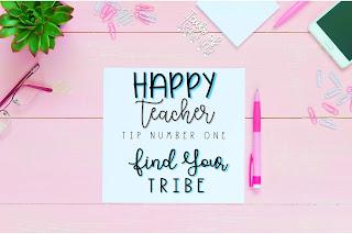 Teacher-tribe