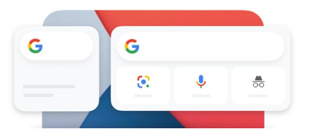 Come accedere facilmente a Chrome, Gmail e Ricerca Google su iOS 14