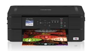 Brother DCP-J572DW [Télécharger] Pilote imprimante pour Windows et Mac