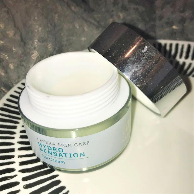 Lavera Hydrating Gel Cream