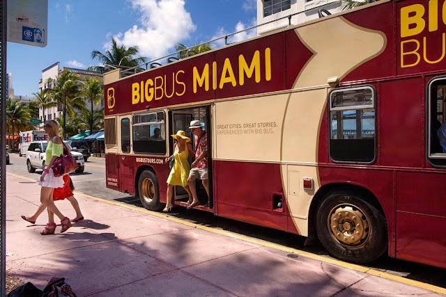 Floride : une escapade à bord de l'incontournable Miami Bus Tour