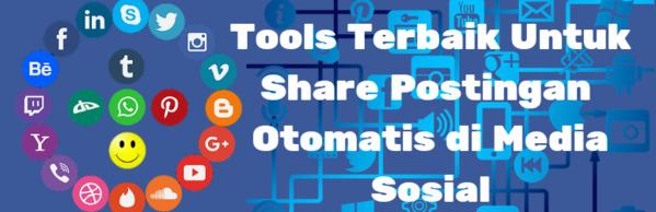 Aplikasi Auto share ke social media