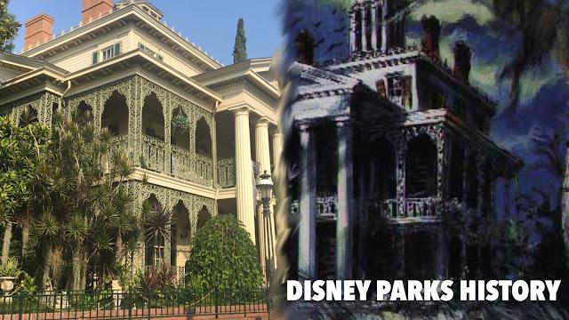 Disney Parks History