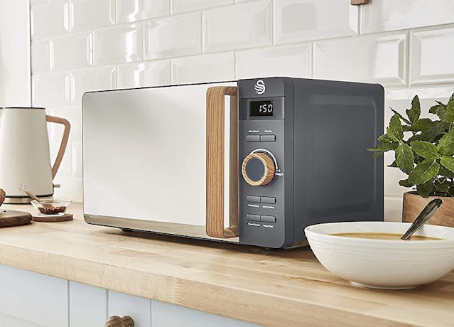 Swan SM22036 Microwave Review