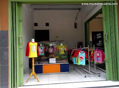 Fikra Kids: Toko Kaos Raglan Anak