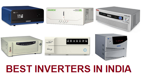 See Best Selling Inverters at Amazon