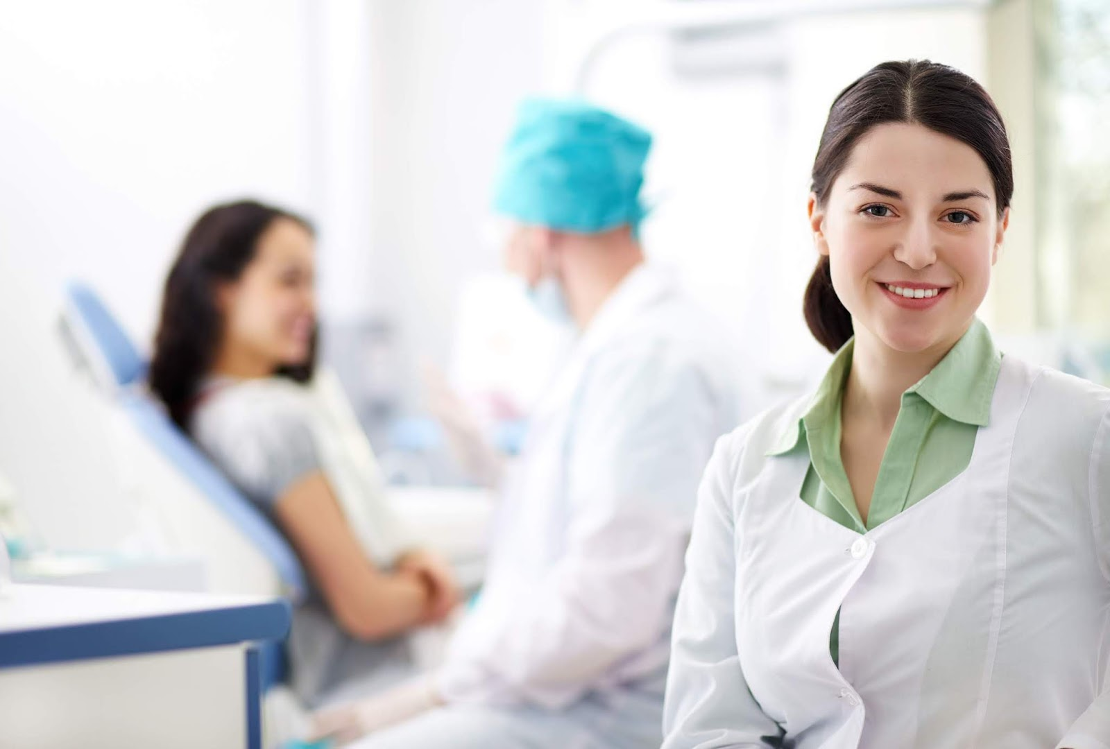 A certified nursing assistant usually supports the