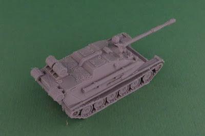 Soviet ASU-85 Airborne Assault Gun picture 4