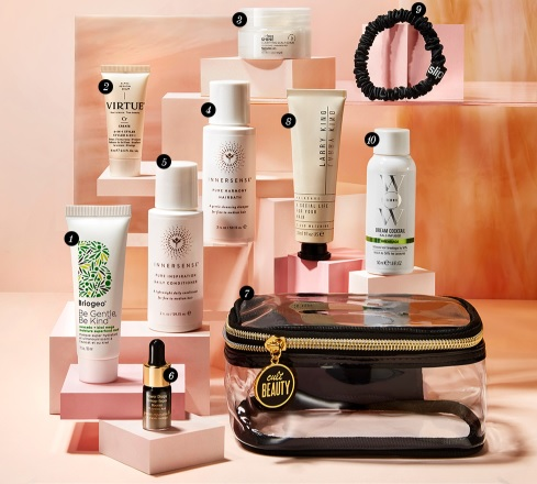 The Hair Care Heroes Kit - Cult Beauty