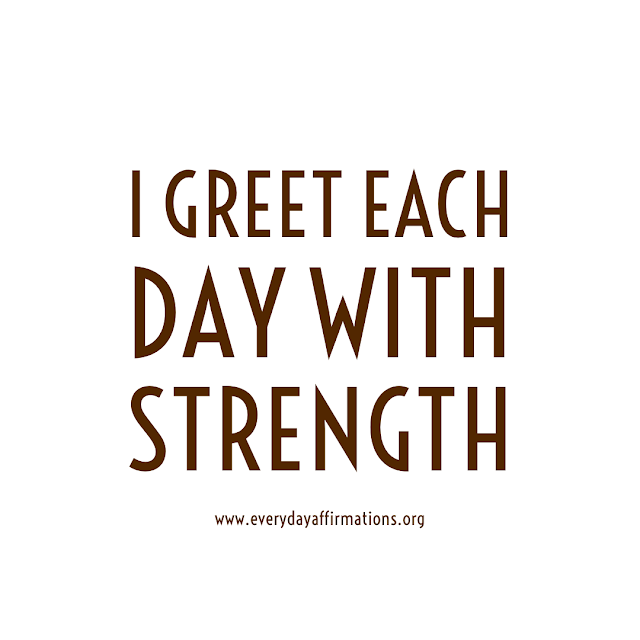Daily Affirmations - 2 December 2019