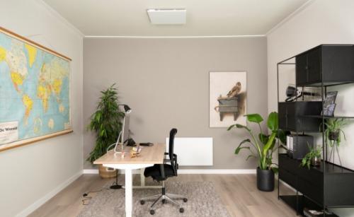infrarood verwarming paneel plafond Eurom