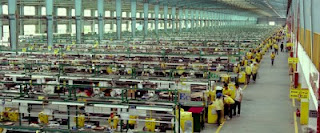 The largest factory on Earth-Texpedia