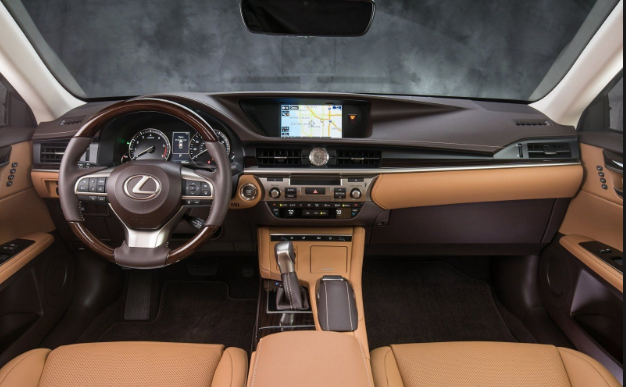 2019 Lexus ES Rumors