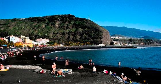 Playa de Tazacorte, La Palma