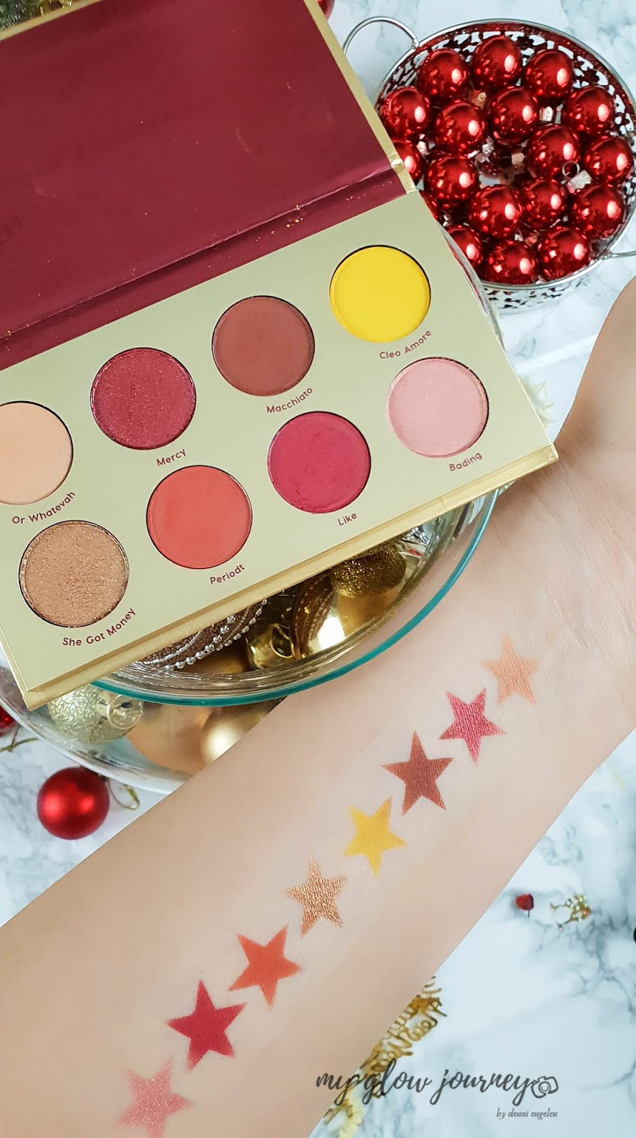 Lit Palette Colourpop Lit Collection Review And Swatches My Glow Journey