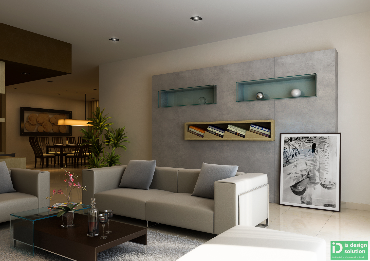 IS DESIGN SOLUTION: Interior Design