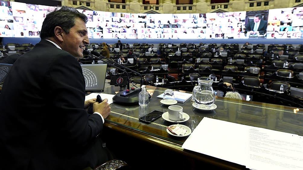 Diputados avanzará mañana en la discusión del Presupuesto 2021