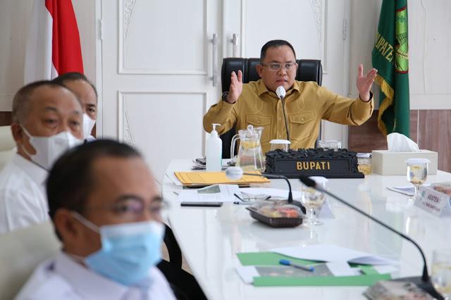 Bupati DRA Tetap Komit Desak Pembangunan Exit Tol Terhubung Golden Triangle Muba