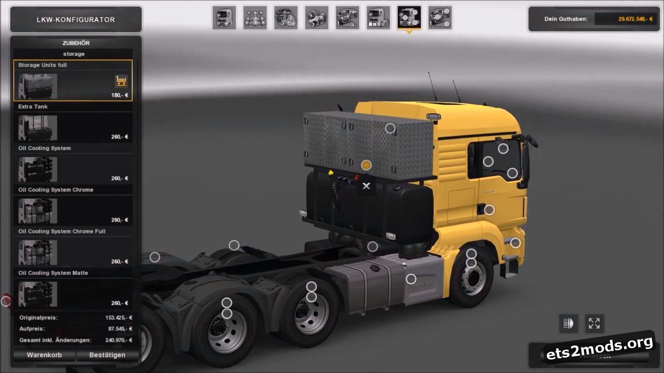 Truck - MAN TGS v 1.0