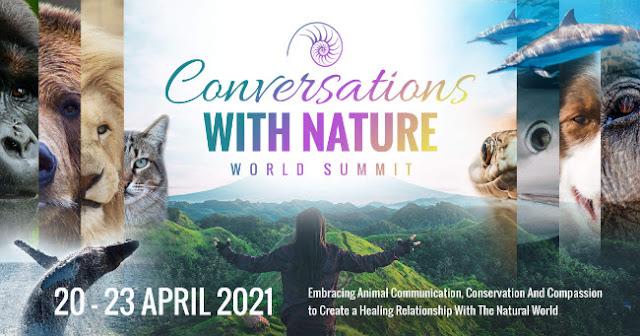 a Bella e o Mundo - conversations with nature world summit 2021