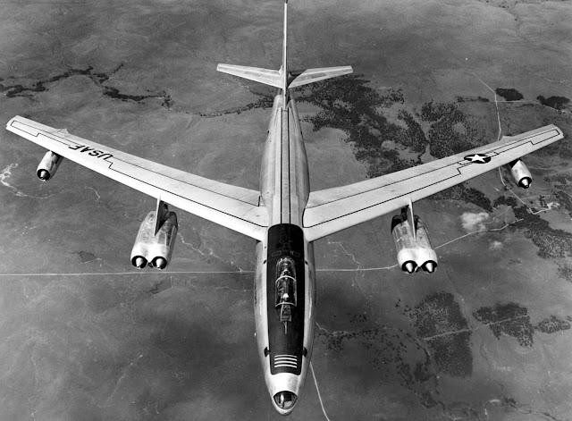 Boeing RB-47H Stratojet