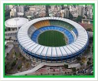 Jogos olímpicos 2016 e estádio do Maracanã