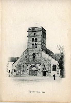Photo de Moulins, Allier. église d'Iseure