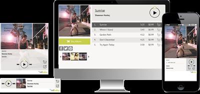 ඔයාගෙ website එකටත් music player එකක් add කරගමු / how to add blogger music Player