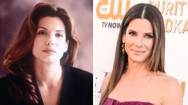 O antes e o depois das sexy symbols da década de 90