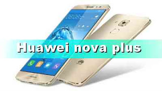 HP Huawei nova plus RAM 3 GB