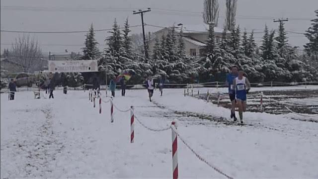 Ατομικό ρεκόρ μέσα στα χιόνια για τον Πάνο Μαλησιώρη του ΣΔΥ Αργολίδας
