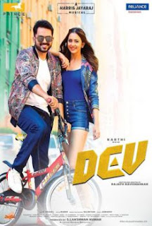 Dev (2019) South Indian Hindi Dubbed HDRip 720P 1GB Download
