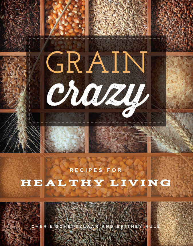 Our Grain Crazy Book