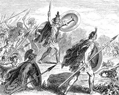 Κωστής Παπαγιώργης: Η σημασία της μάχης του Μαραθώνα