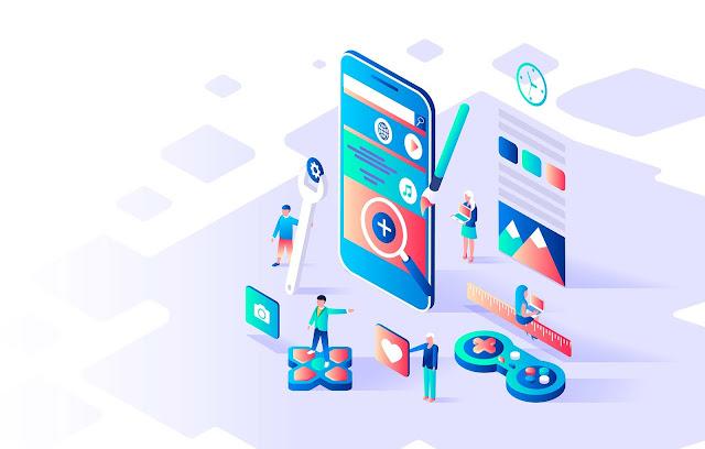 Aplikasi Seluler Untuk Bisnis