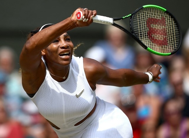 Serena Williams to face Halep in Wimbledon final