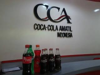 Lowongan Kerja PT. Coca Cola Amatil Indonesia