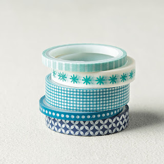 Basics pack 3 washi tape by Stampin' Up!