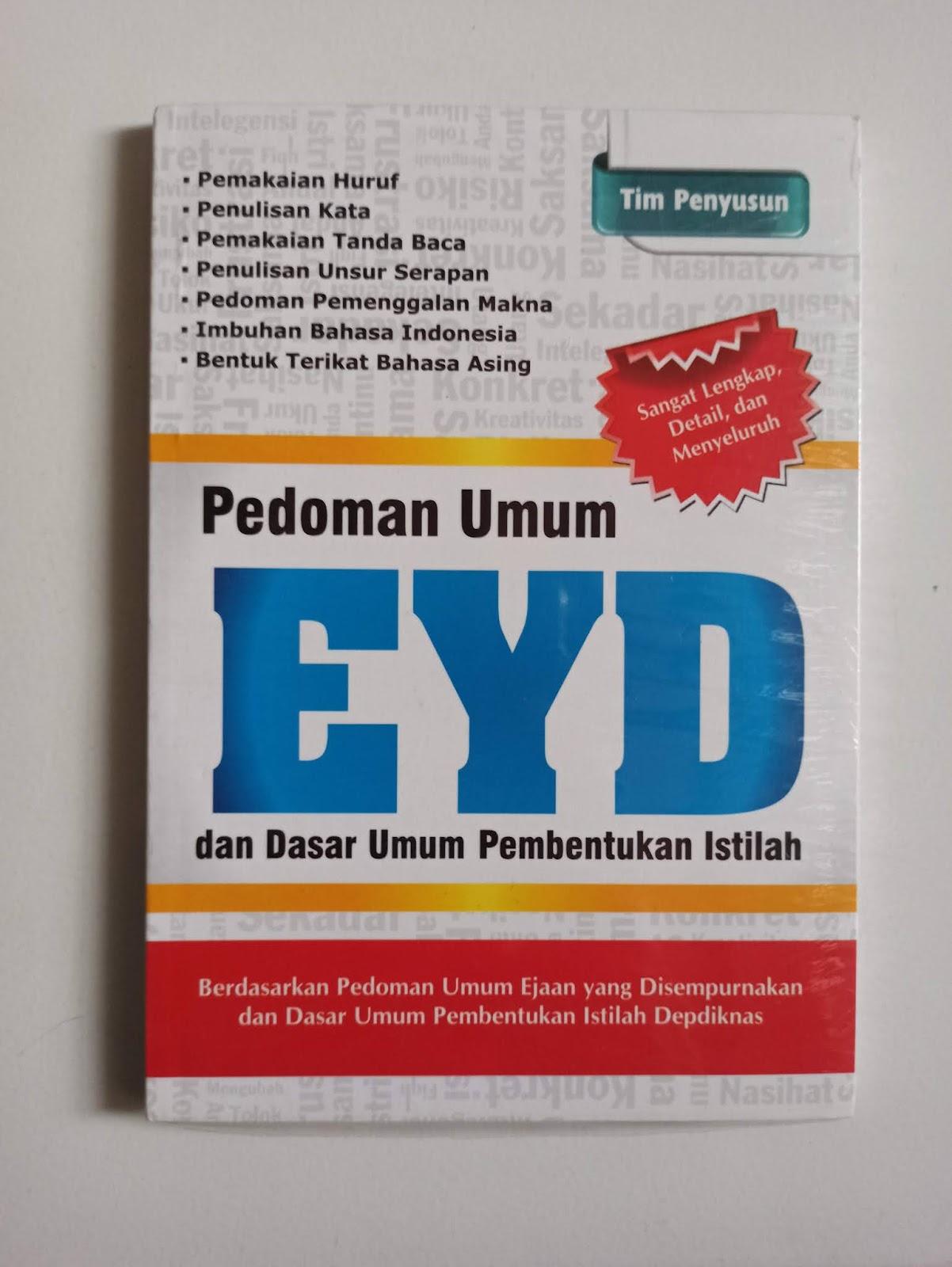 Jual Buku Bahasa Indonesia