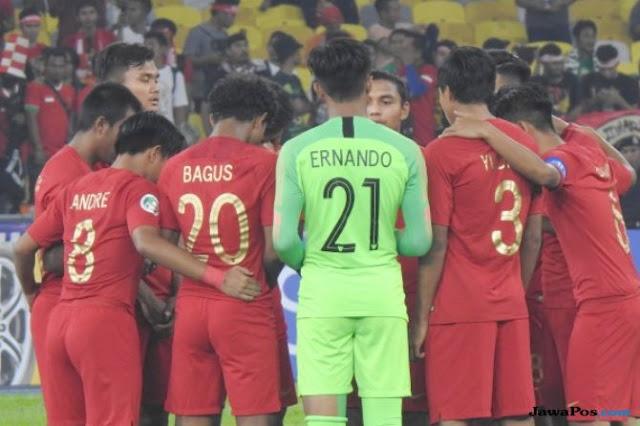 Bek Tim Nasional U-16 Indonesia Berniat Membawa Garuda Asia Kalahkan Australia