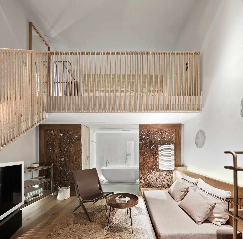 Puro Hotel By Ohlab Revista Dolcevita # Muebles Hotel Mallorca