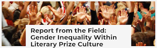 Report From The Field: Gender Inequality Within Literary Prize Culture by Sharifa Petersen for VIDA Women in Literary Arts