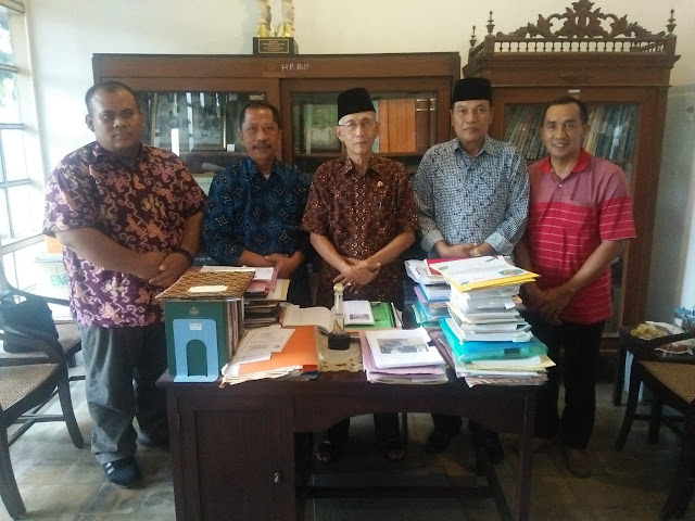 Pemerintah Kabupaten Trenggalek Gali Referensi Upacara Adat ke Kraton Ngayogyakarta