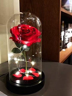 Preserved Flower rd rose lamongan