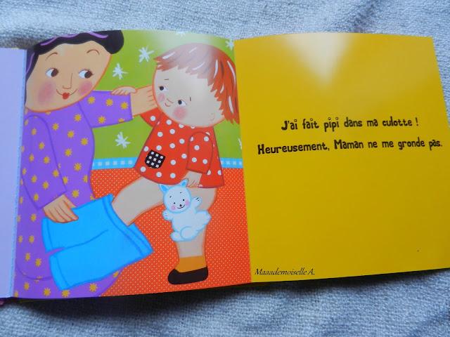 Mon pot à moi (Présentation & Avis)(Chut, les enfants lisent #9)