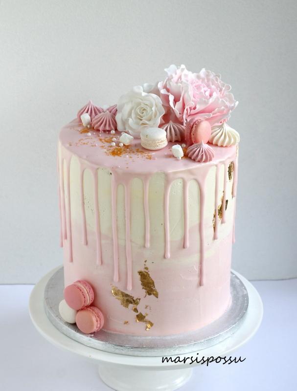 Kakkuja rippijuhliin